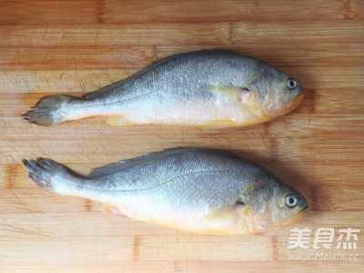 红烧小黄鱼的做法 红烧黄花鱼的做法