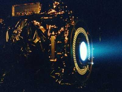 离子发动机 加速度30公里/秒