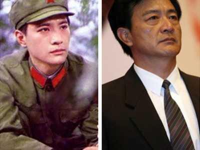 陈少泽 80年代最帅男演员今昔对比照