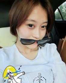 凌美琪 成貌美网红脸