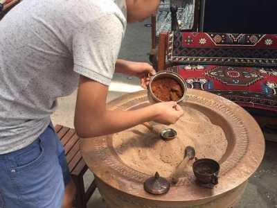 """埃塞俄比亚的jebena壶 看看咖啡达人的""""古法烘焙"""""""